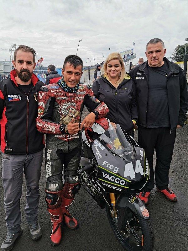 Minulý týden jsme se zúčastnili velkého mezinárodního závodu v Severním Irsku, Ulster Grand Prix 2019