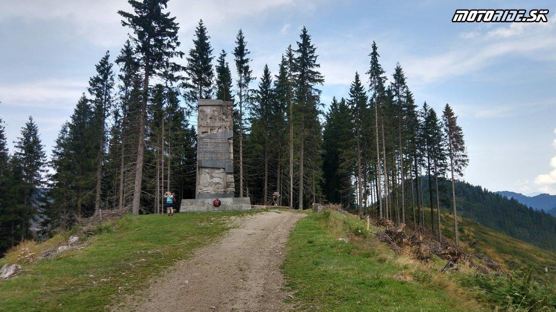 Pamätník Jána Švermu, Demänovská dolina, Slovensko - Bod záujmu - Tip na Výlet