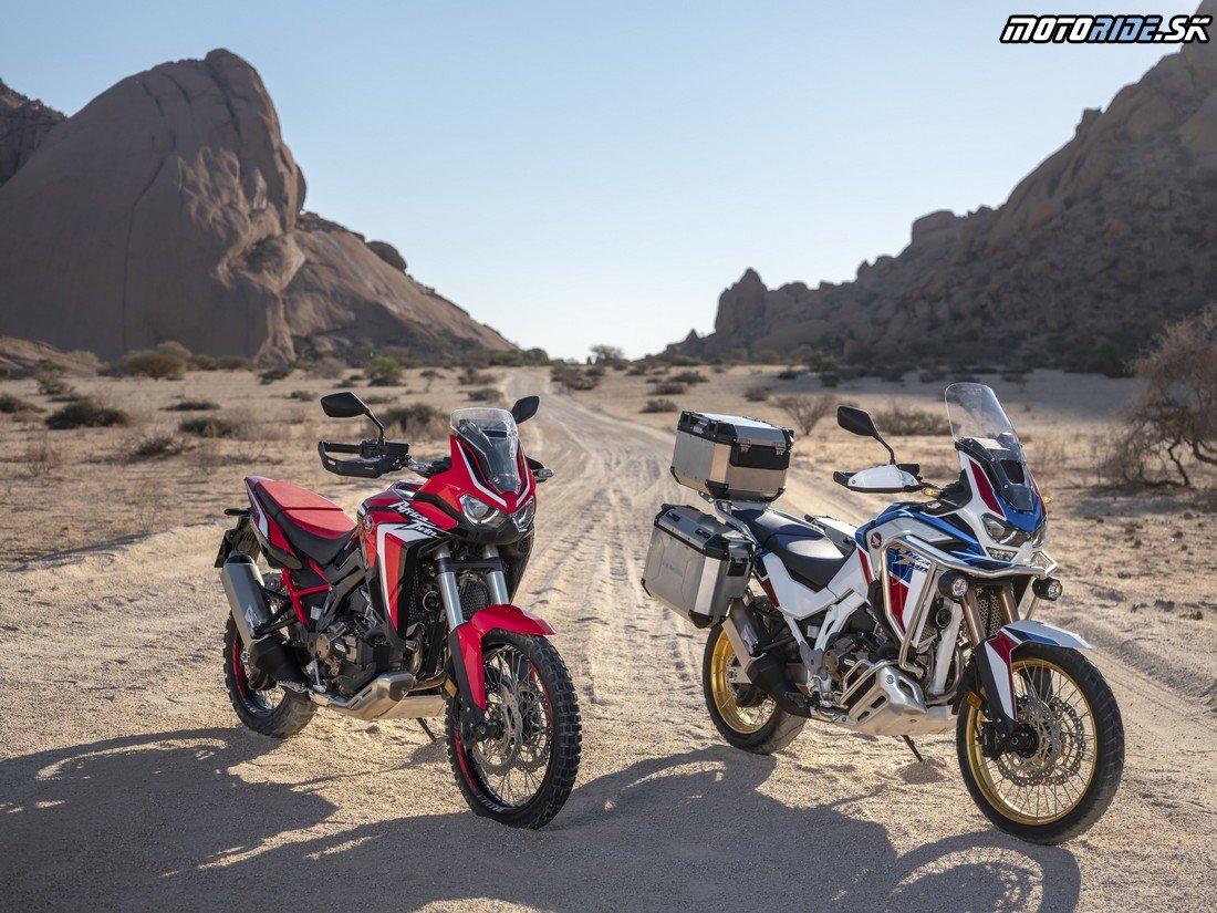 Honda CRF1100L Africa Twin a Africa Twin Adventure Sports 2020