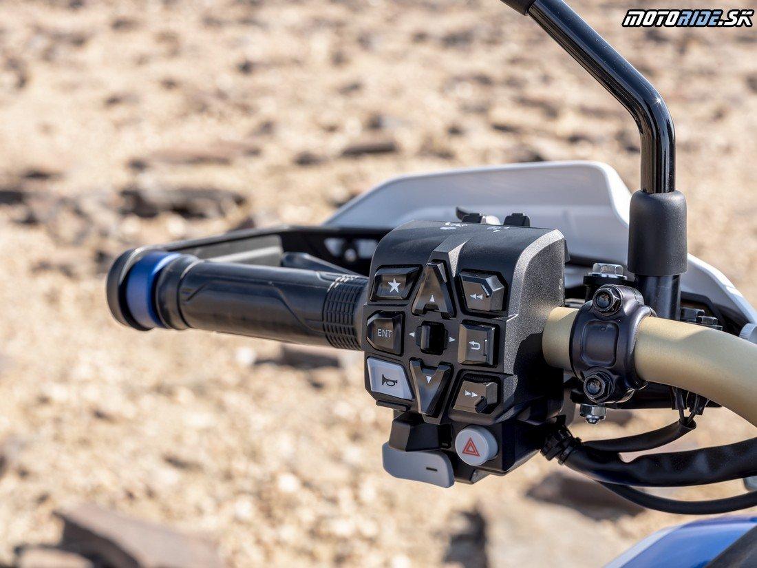 Honda CRF1100L Africa Twin Adventure Sports 2020
