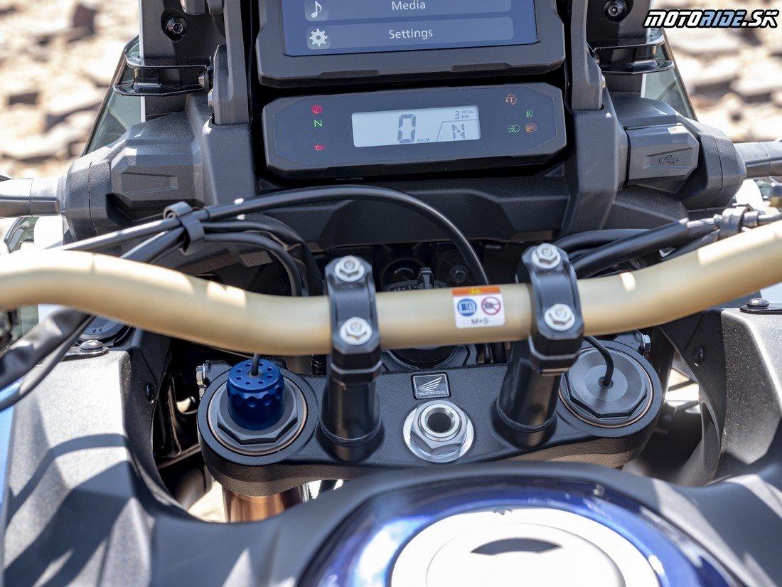 Elektronický podvozok Showa - Honda CRF1100L Africa Twin Adventure Sports 2020