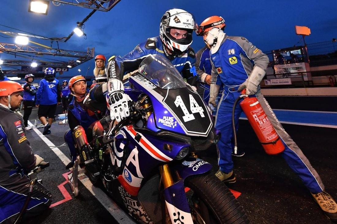 Pawel Szkopek - Omega Maco Racing Team štvrtý na pretekoch Bol d´Or 2019