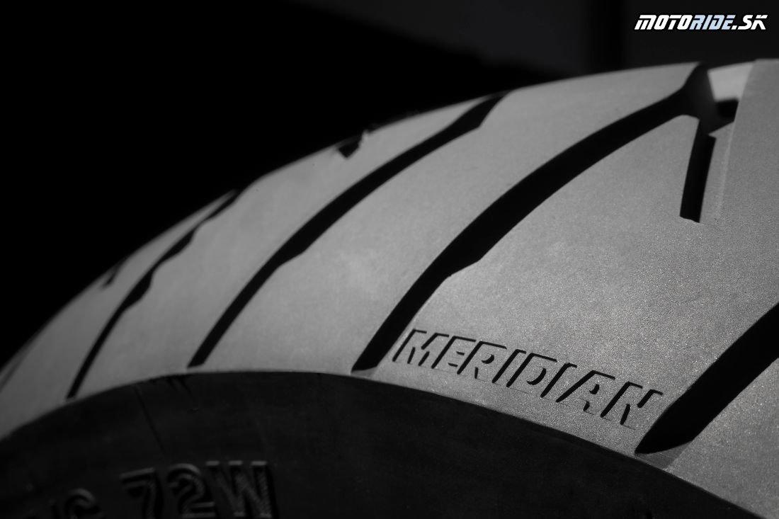 Dunlop uvádza na trh pneumatiky Trailmax Meridian
