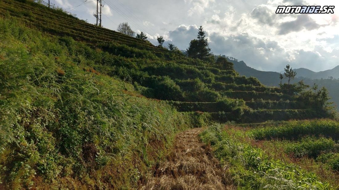Priesmyk Khau Pha Pass - Dnes sme jazdili jeden z top priesmykov v severnom Vietname