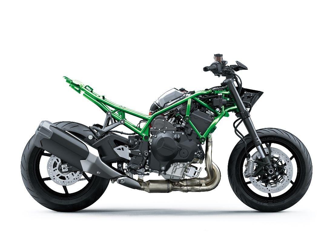 Novinka Kawasaki Z H2
