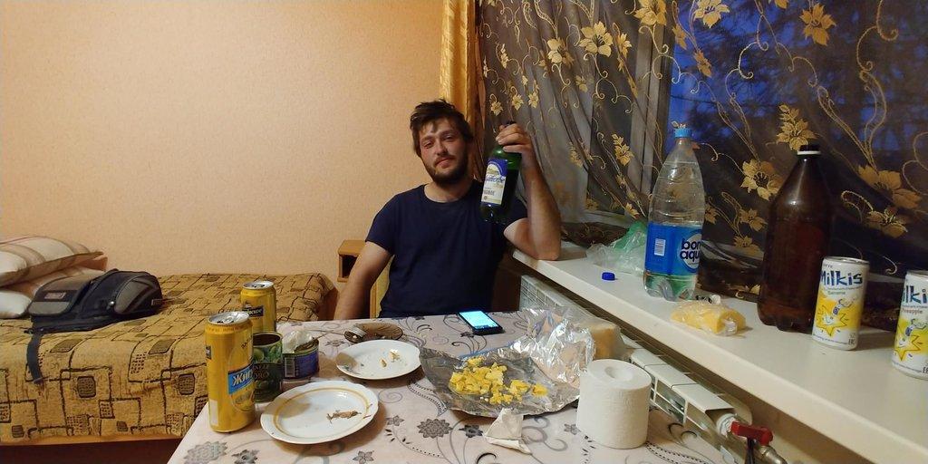 Bohémsky večer v Susumane