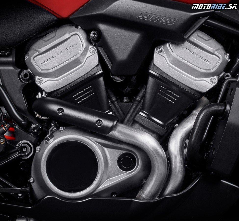 Harley-Davidson motor Revolution® Max  2020