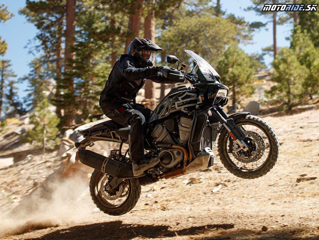 Harley-Davidson Pan America™ 1250 2020
