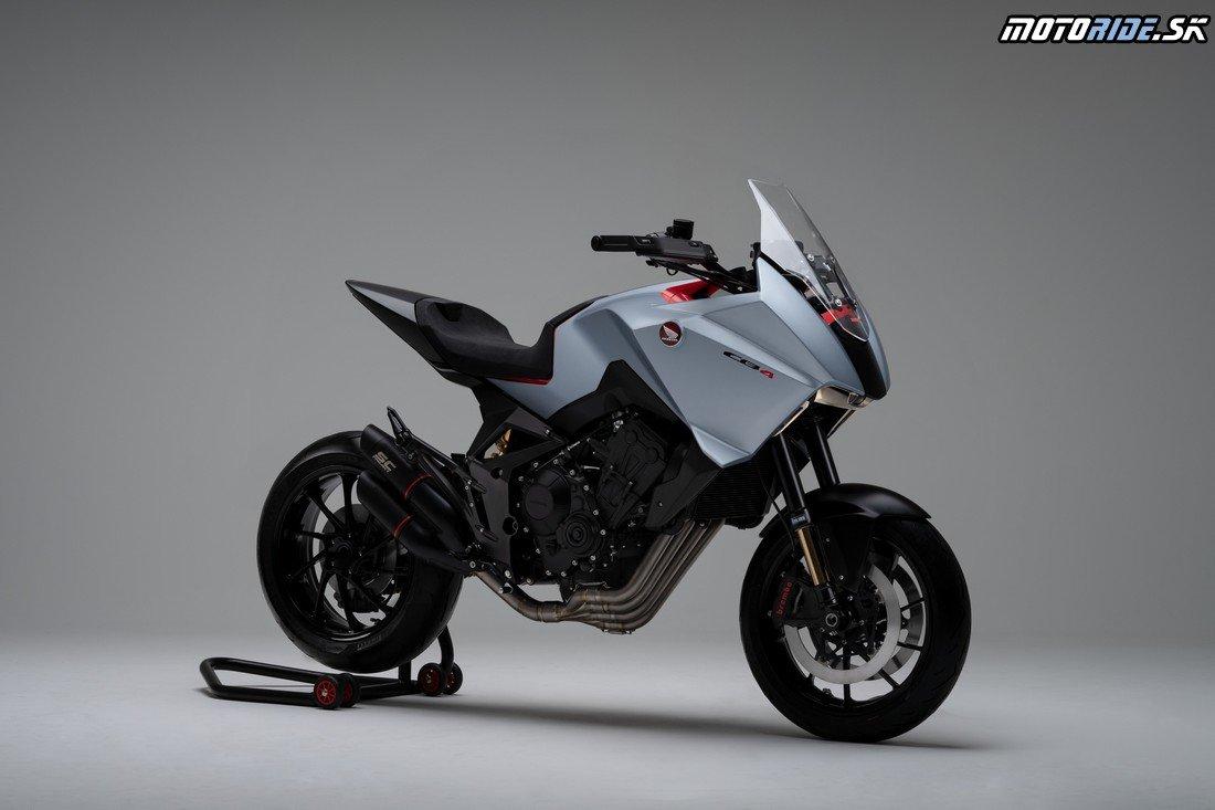 Honda koncept CB4X - EICMA 2019