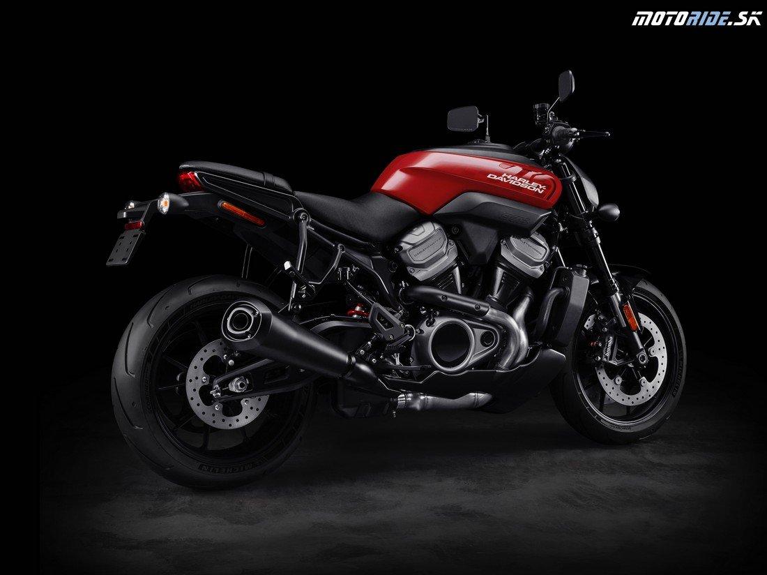 Harley-Davidson Bronx 950 2020