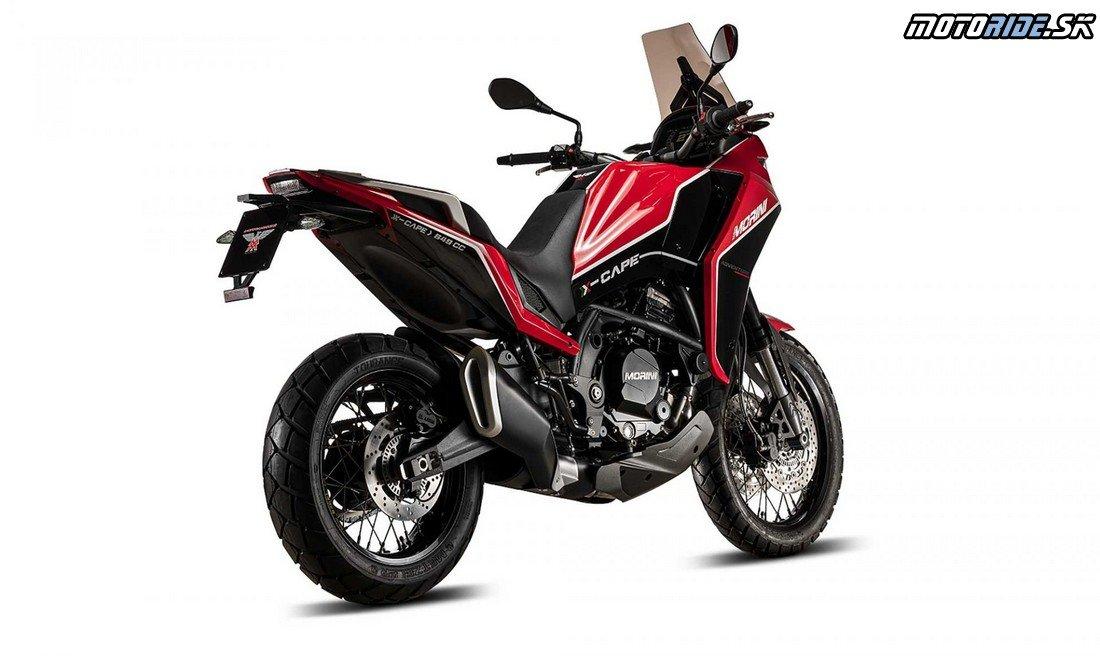 Moto Morini X-Cape 2020 - EICMA 2019