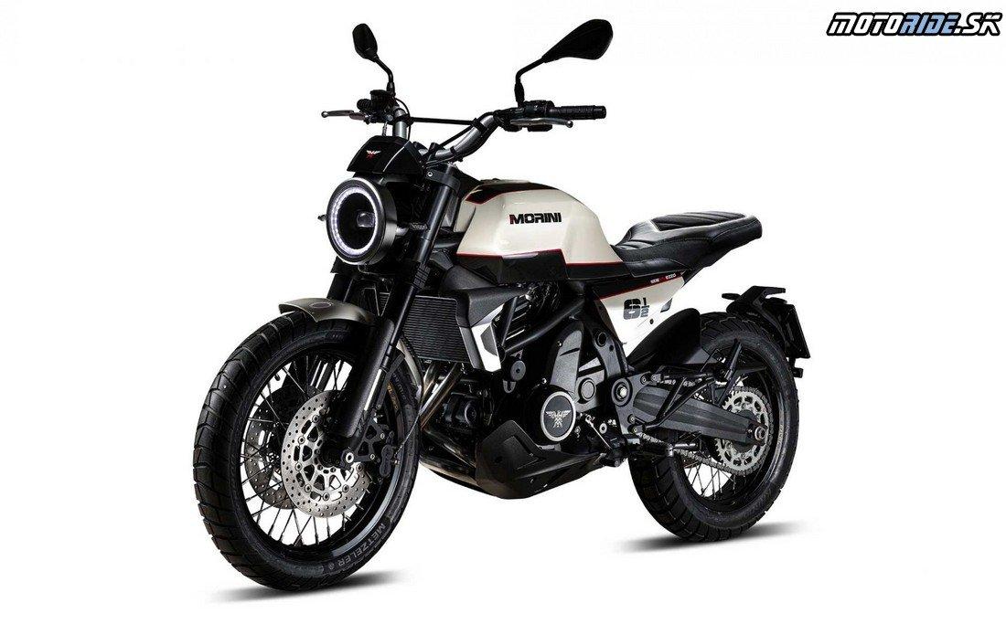 Moto Morini 6½ Seiemmezzo 2020 - EICMA 2019