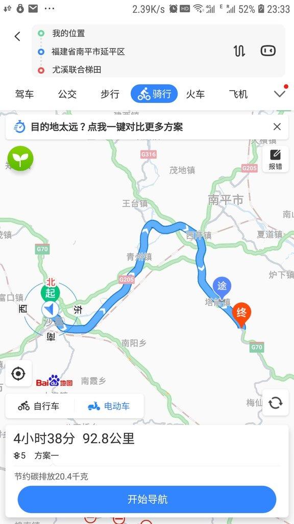 Planovanie trasy