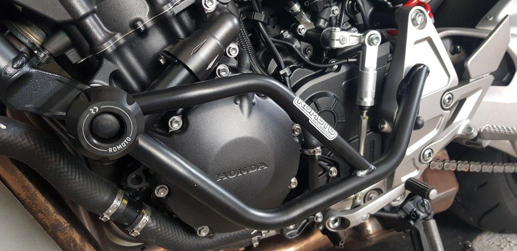 04.11.2019 15:45 - Honda CB1000R+ Neo Cafe Racer SC80 2019