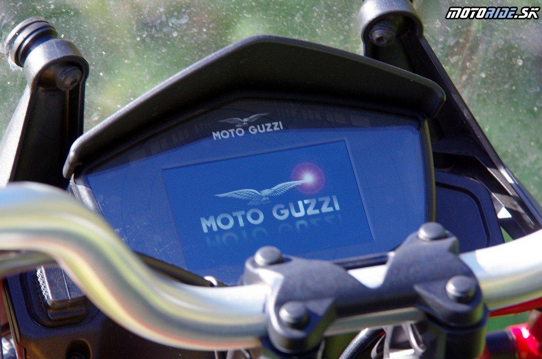 Moto Guzzi V 85 TT 2019 - krásna retro talianka do každého terénu