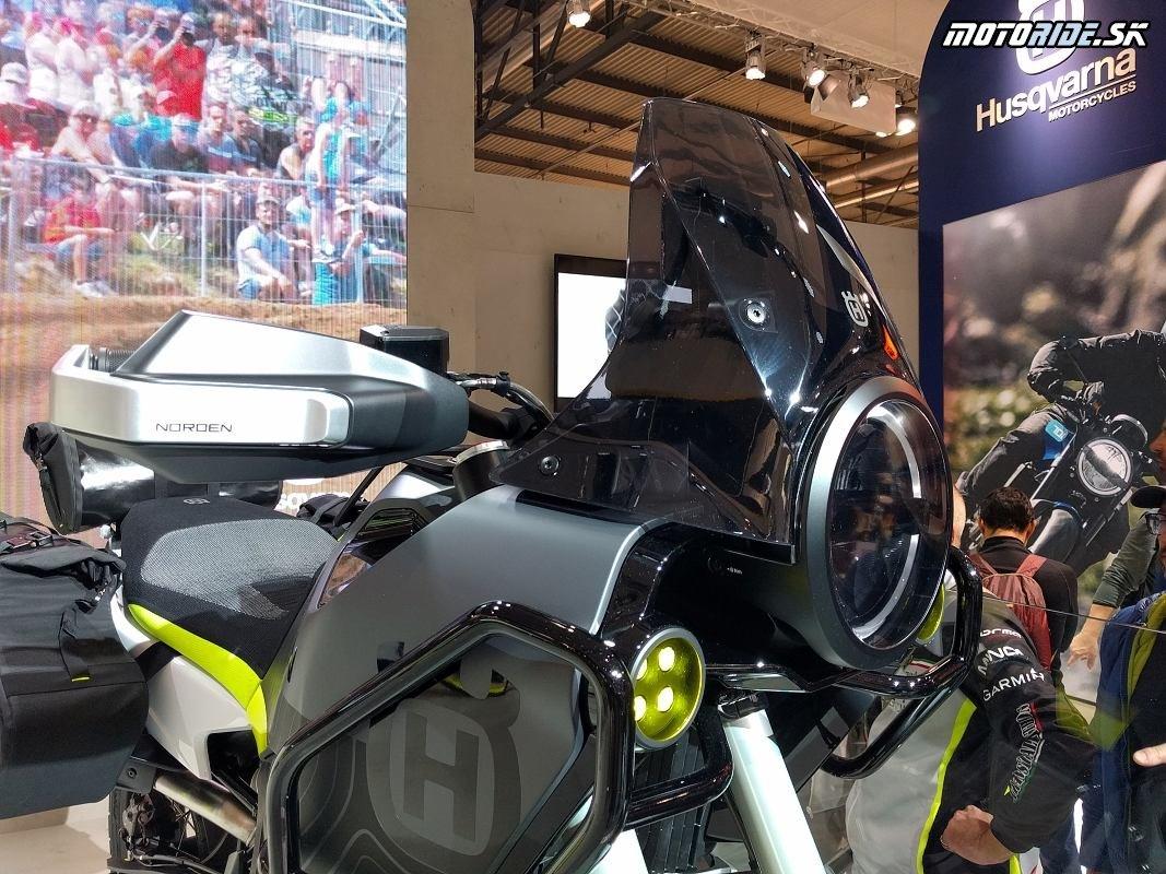 Husqvarna Norden 901 - Eicma-2019