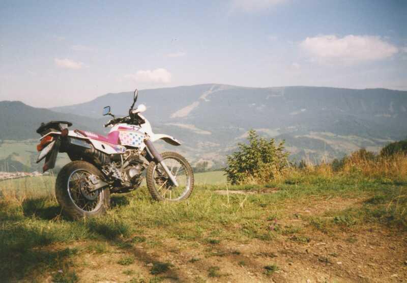 Tento obrázok som vyfotil na svojich každodenných potulkách po krásnych Oravských kopcoch a horách.