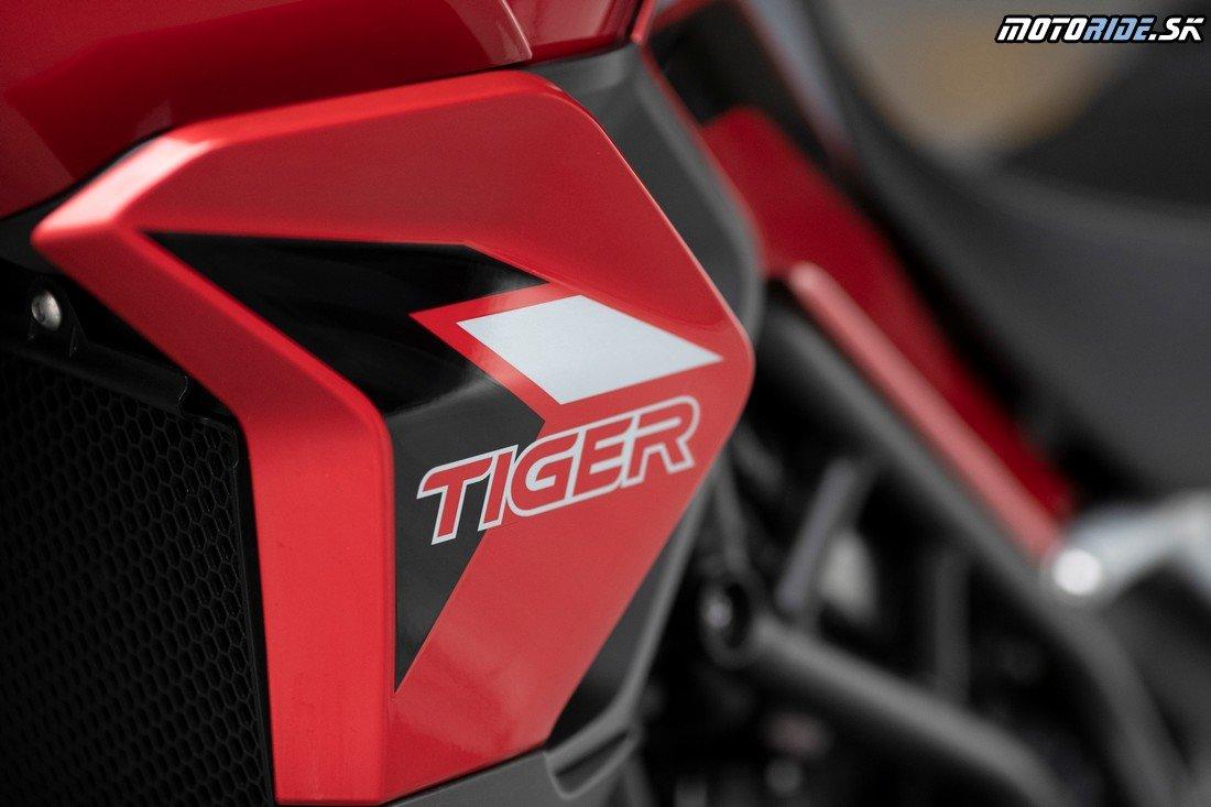 Triumph Tiger 900 GT Pro 2020