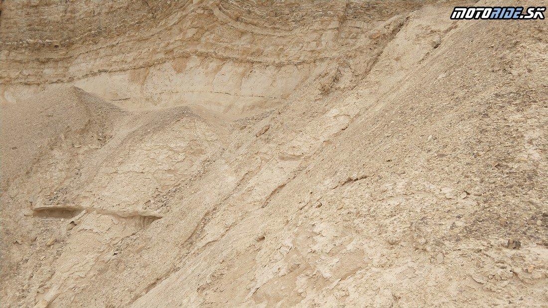 Peak Micra a vyhliadka od neznámej mini jaskyne, Izrael - Bod záujmu