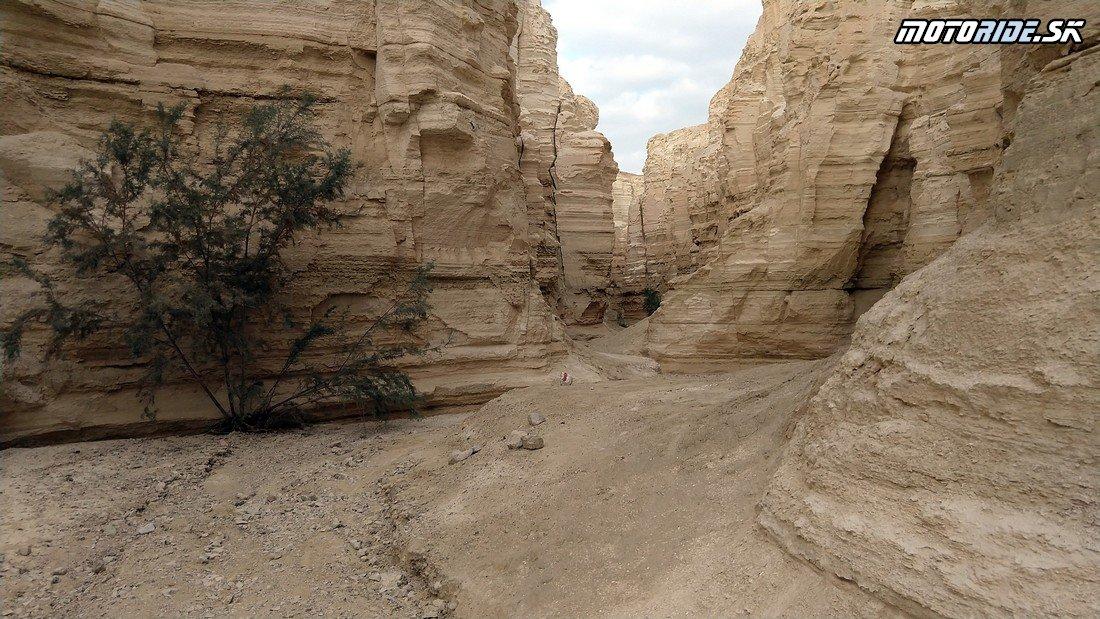 Kaňon Wadi Pratsim, Sodom Mountains, Judská púšt - Bod záujmu