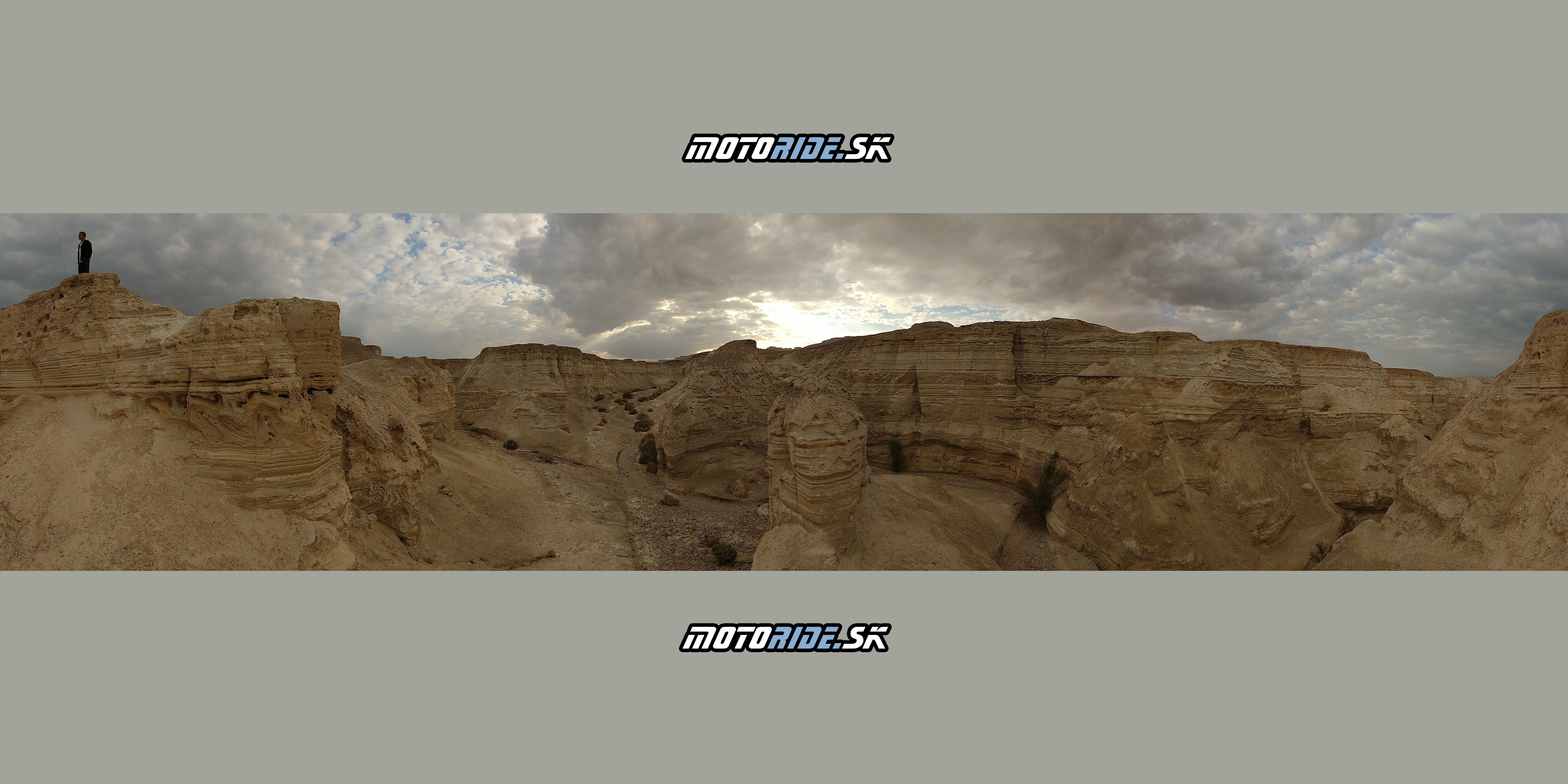 Kaňon Wadi Pratsim, Sodom Mountains, Judská púšt, Izrael - Bod záujmu