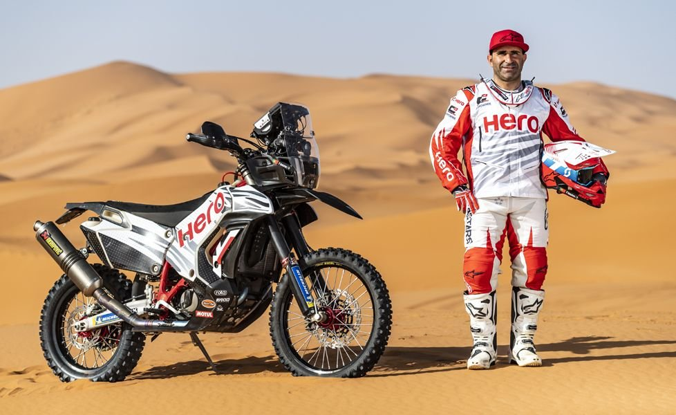 Paolo Goncalves (PRT) #09 - Hero - Dakar 2020