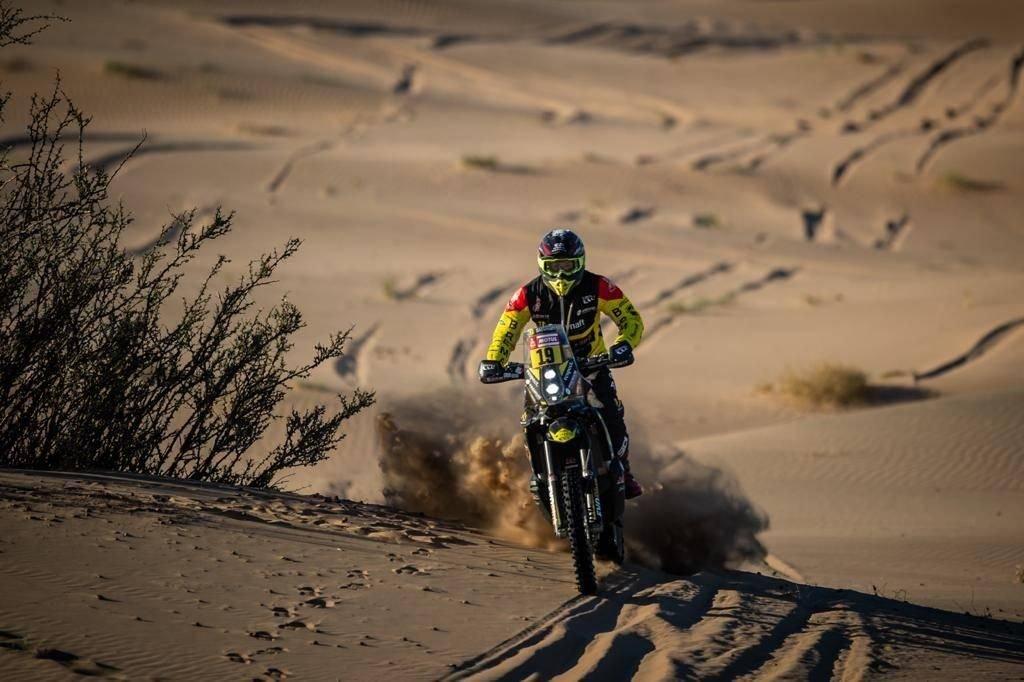 Štefan Svitko - Dakar 2020 - 1. etapa - Jeddah - Al Wajh
