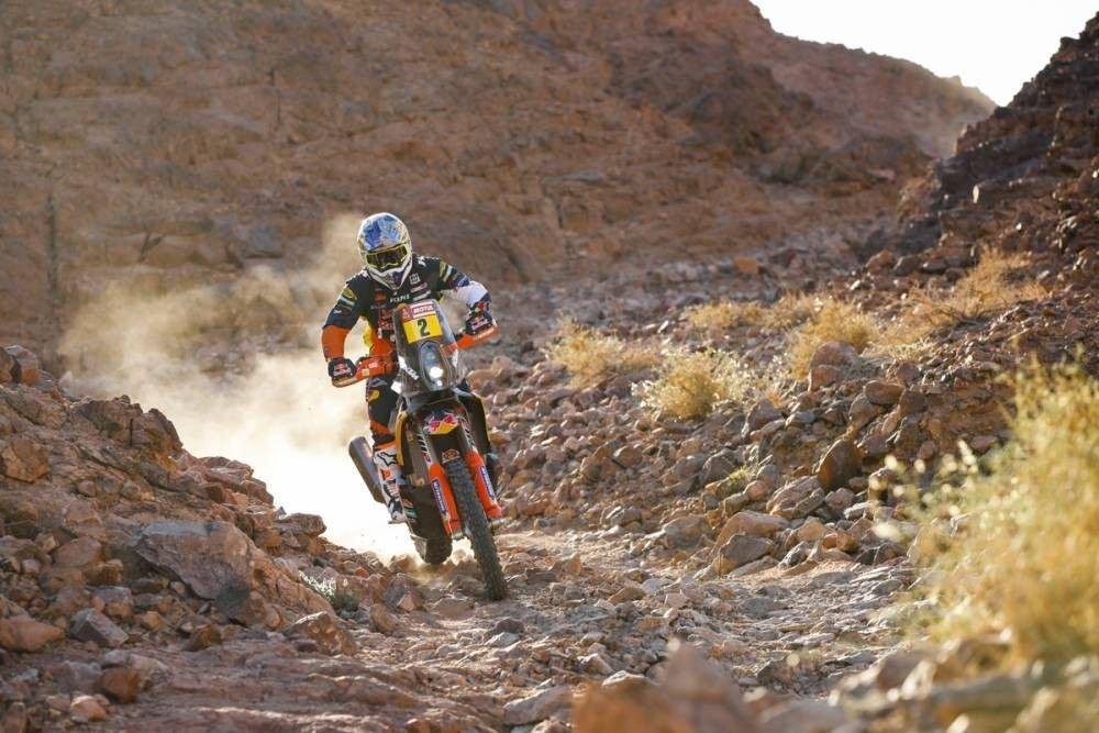 Dakar 2020 - 2. etapa - Al Wajh - Neom