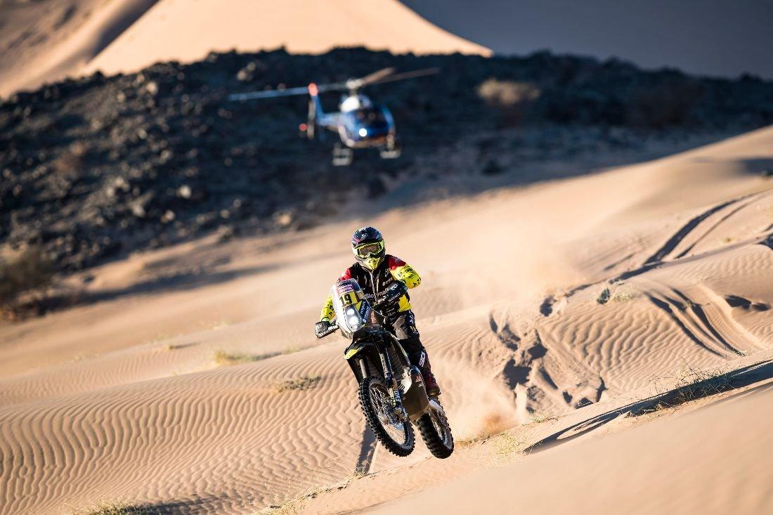 Štefan Svitko - Dakar 2020 - 2. etapa - Al Wajh - Neom