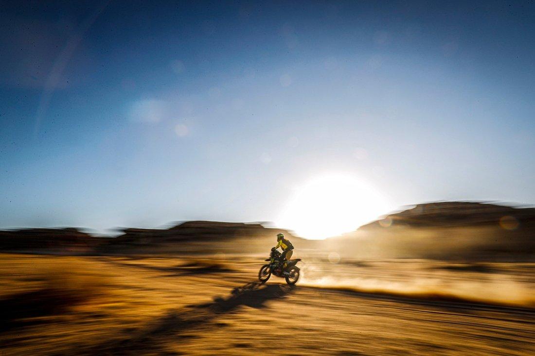 Štefan Svitko - Dakar 2020 - 5. etapa - Al-`Ula - Ha`il