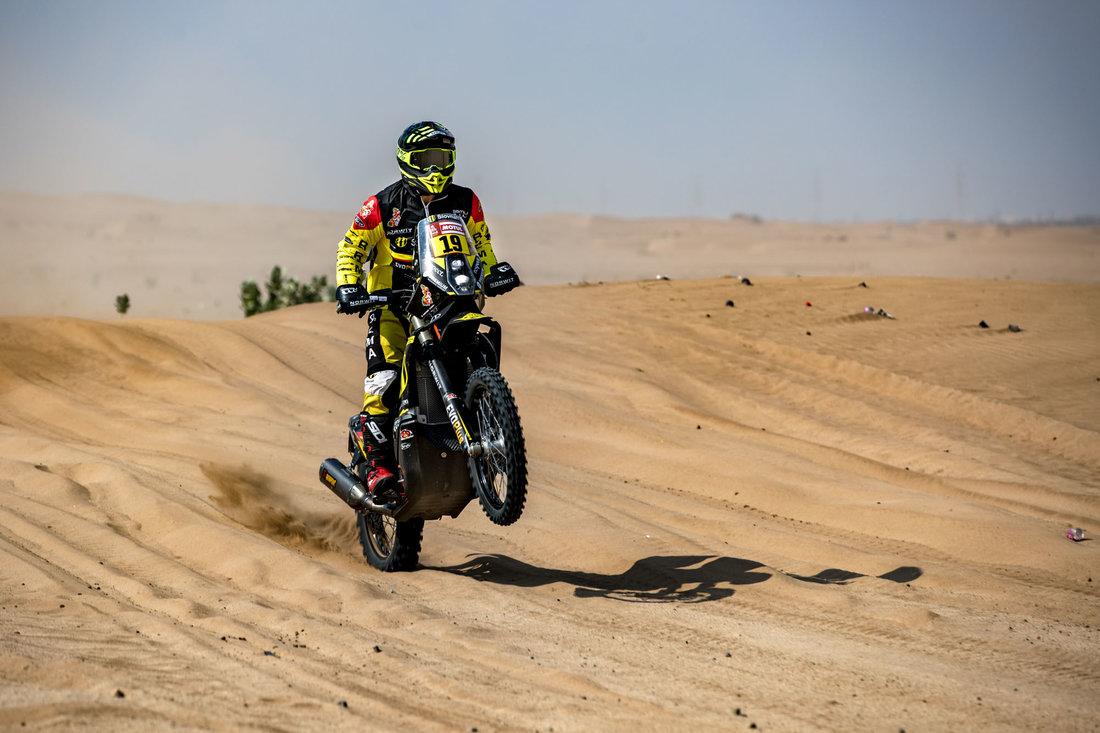 Stefan Svitko - Dakar 2020 - 1 - 5. etapa