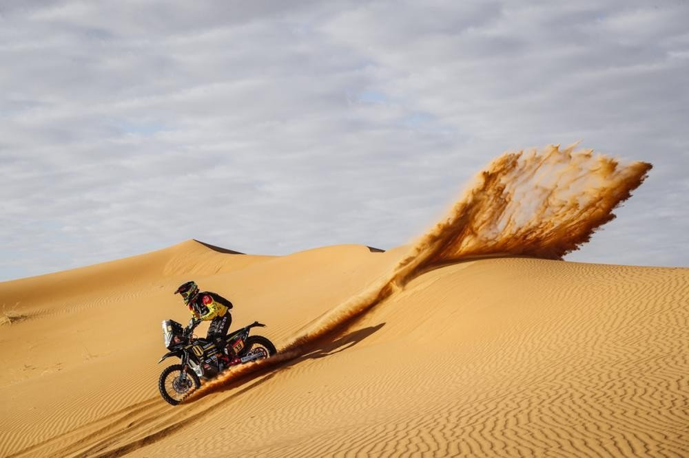 Stefan Svitko - Dakar 2020 - 6. etapa -  Ha`il - Riyadh