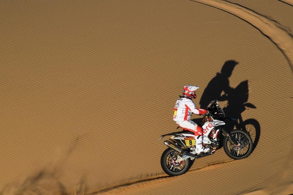 Paulo Goncalves - 1 etapa    - Dakar 2020