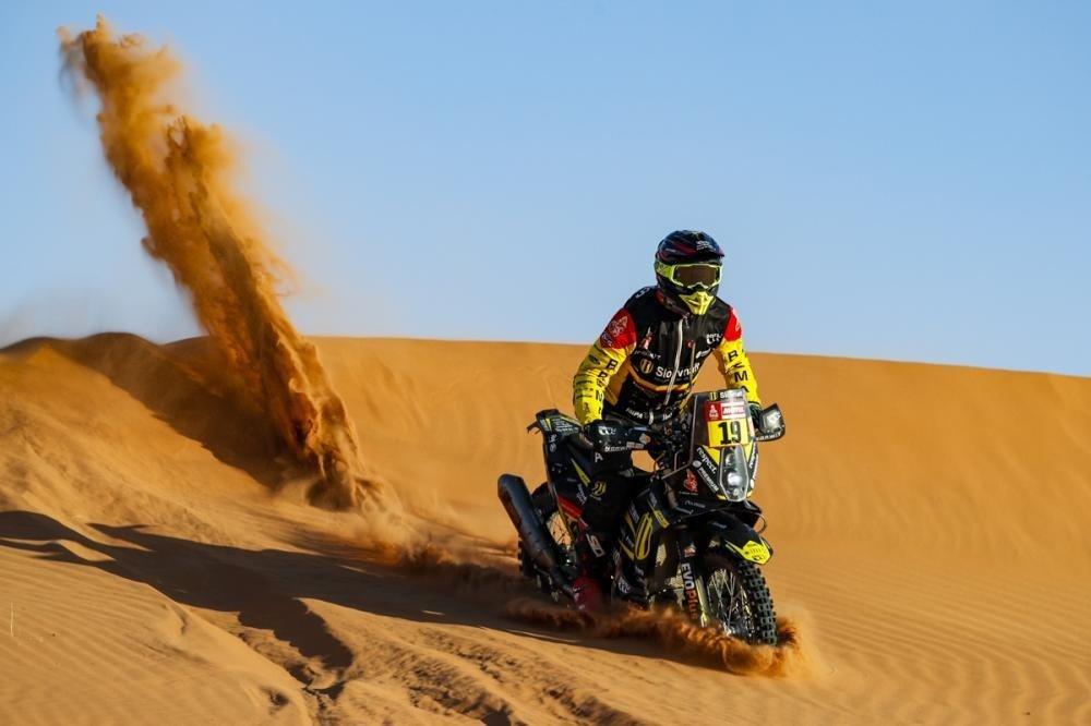 Štefan Svitko - Dakar 2020 - 7. etapa - Riyadh - Wadi Al Dawasir