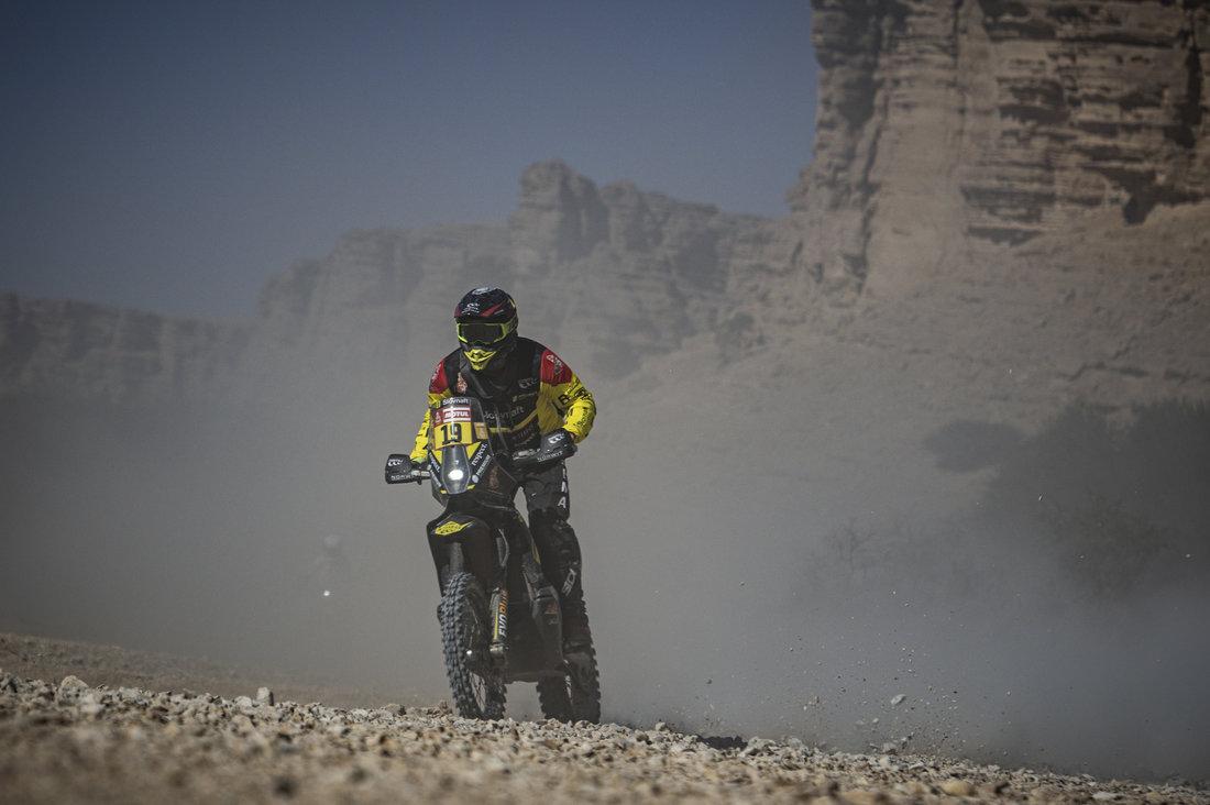 Štefan Svitko - Dakar 2020 - 9. etapa - Wadi Al Dawasir - Haradh