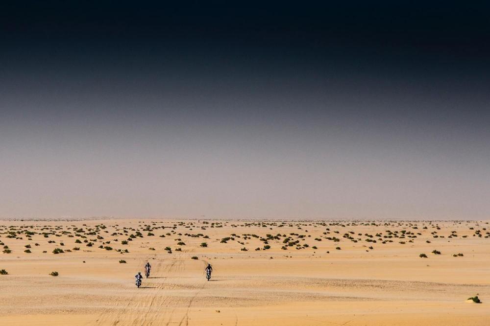 Dakar 2020 - 10. etapa - Haradh - Shubaytah