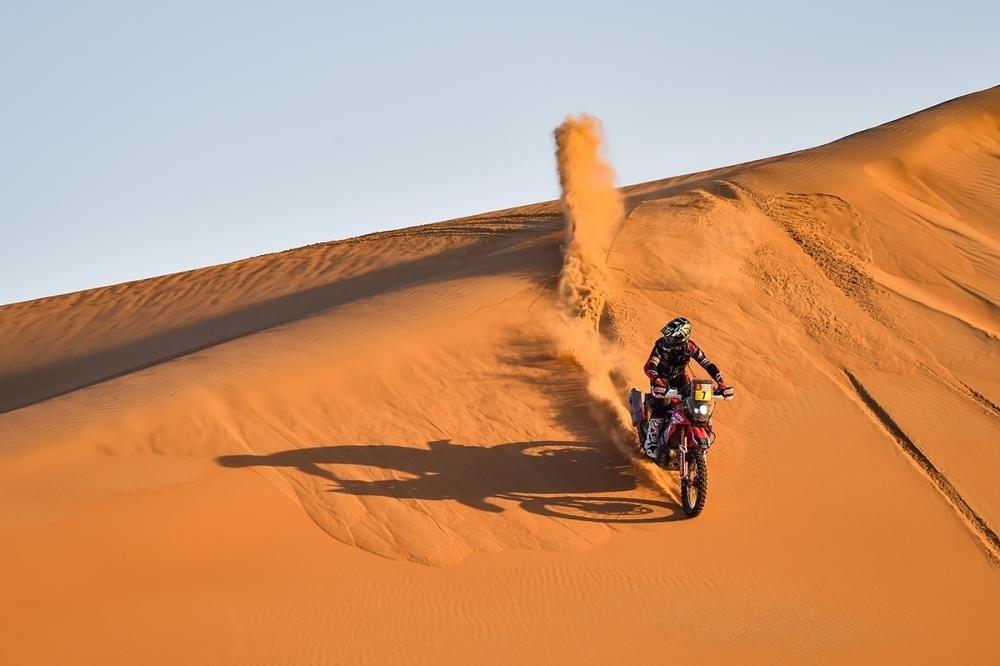 Dakar 2020 - 11. etapa - Shubaytah - Haradh