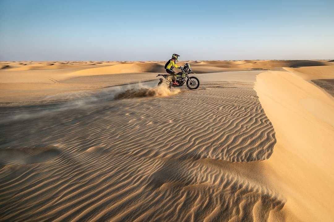 Štefan Svitko - Dakar 2020 - 11. etapa