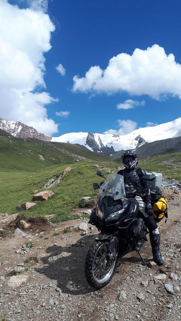 Tong Pass, Tadžikistan - Foto 1