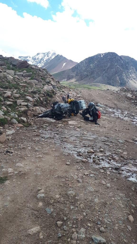 Tong Pass, Tadžikistan - Foto 3
