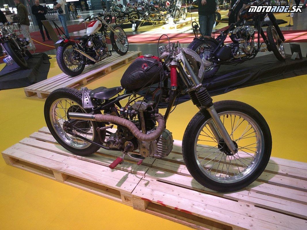 Motosalón Brno 2020