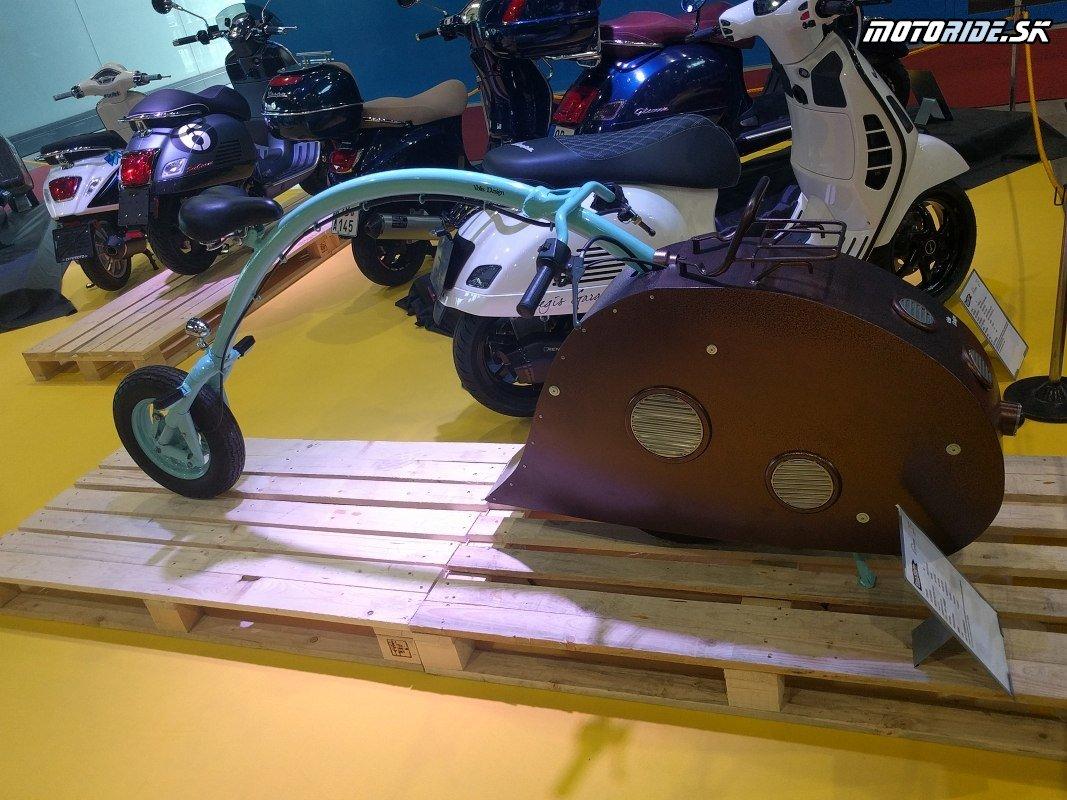 už ste riadili motorku zadnými nohami - Motosalón Brno 2020