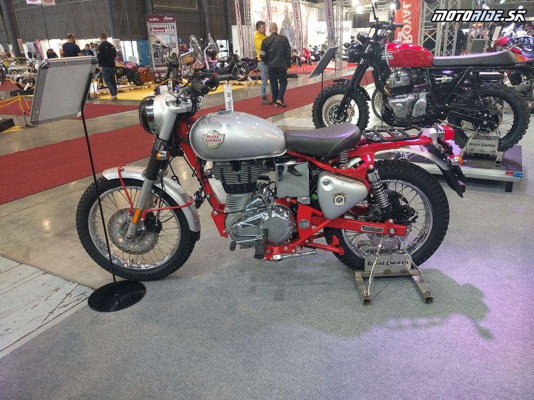 royal 02 - Motosalón Brno 2020