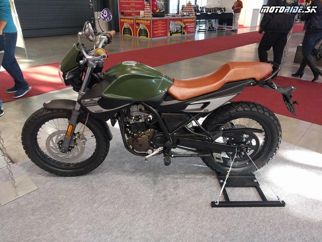 čína európska - Motosalón Brno 2020