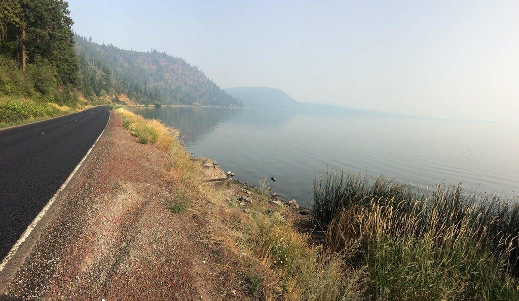 A skoro ráno som vyrazil na cestu do Eugene, Oregon
