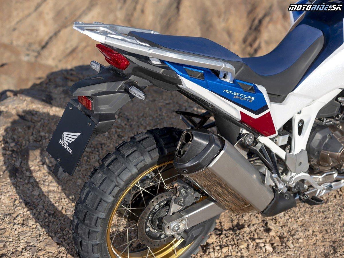 Honda CRF 1100 L Africa Twin a Adventure Sports 2020