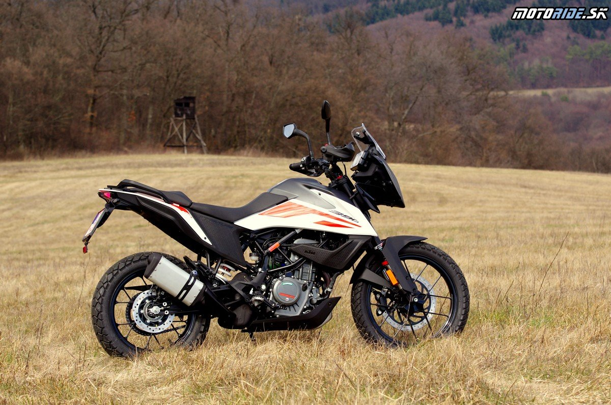Prvé dojmy z najmenšieho dobrodruha KTM 390 Adventure 2020