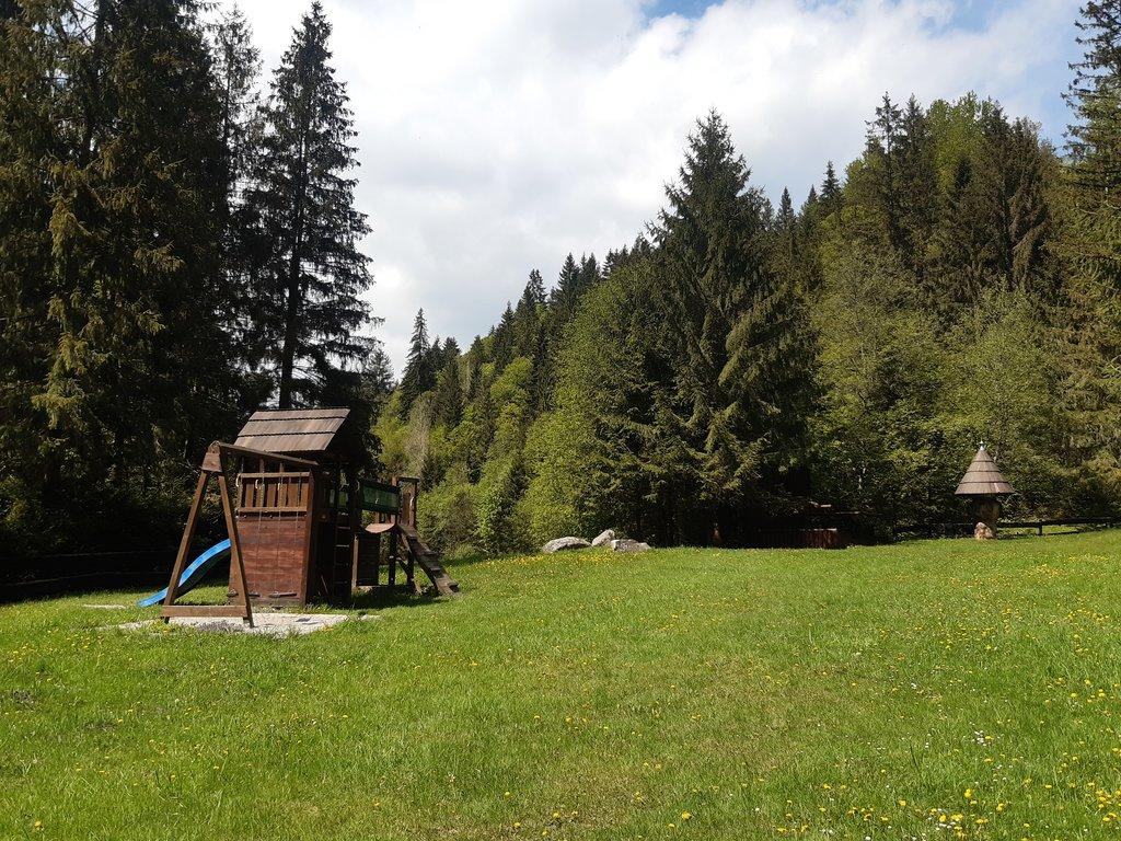 Muránska Zdychava, Slovensko - Bod záujmu