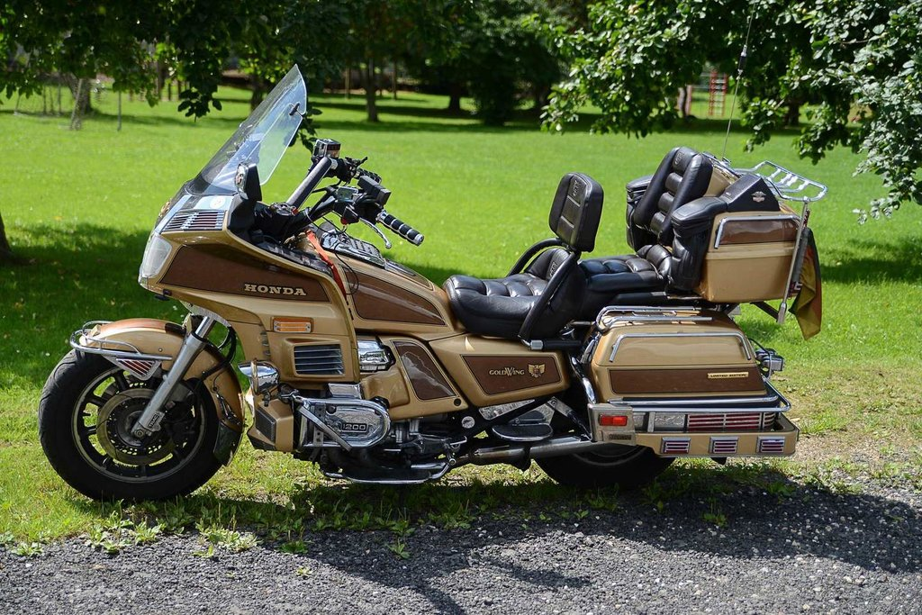Honda Gold Wing GL1200
