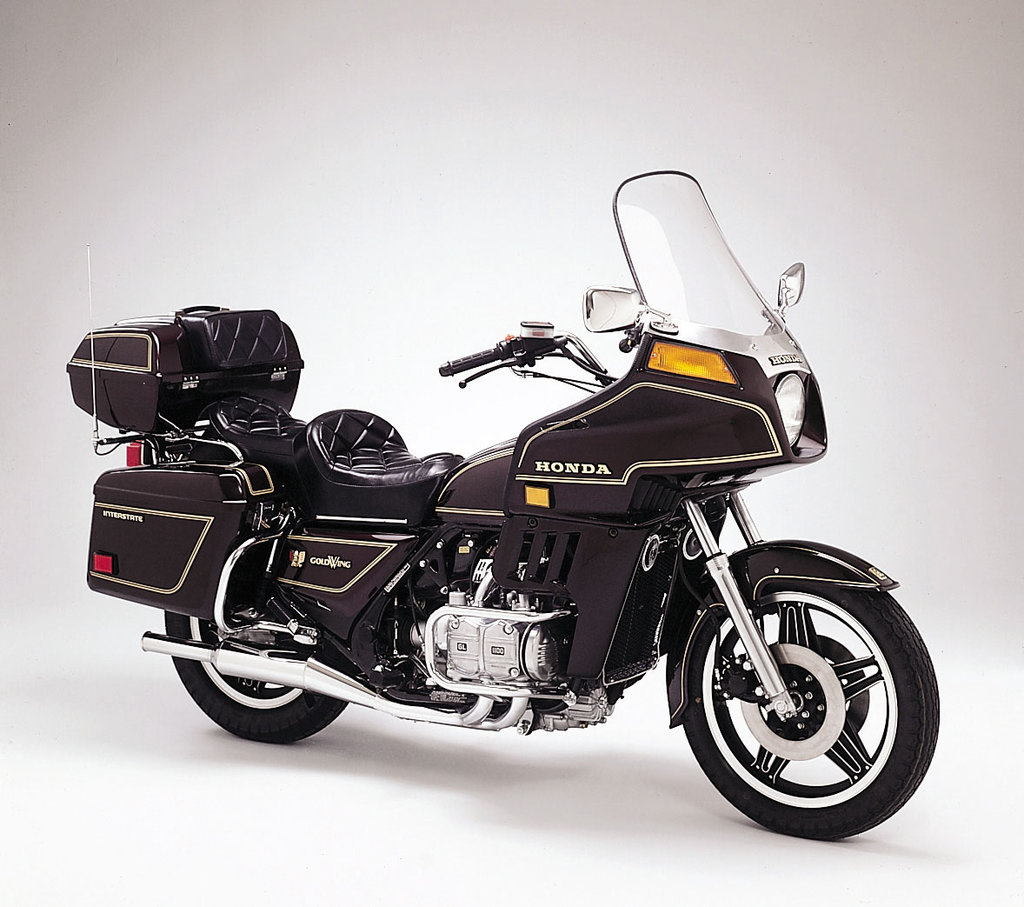 Honda Gold Wing GL 1100  1980